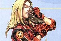 X-Men - Husk