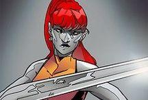 X-Men - Mercury