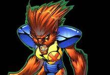 X-Men - Wolfsbane