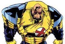 X- Men - Strong Guy