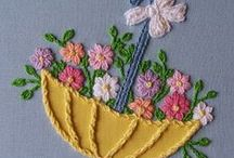 broderie / by michelle LE ROUX