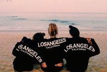 Beach babes! ♡