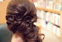 Hair Style / Les coupes de cheveux que j'affectionne particulièrement.