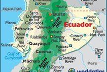 Ecuador / Een prachtige rondreis gemaakt.