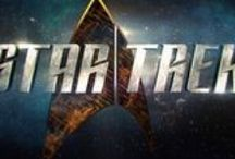 Star Trek / Here are all the posters for the new Star Trek movies and TV shows