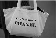 My other bag is Chanel