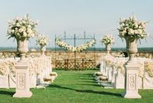 Florida Weddings / Florida wedding images, inspiration, ideas, details and decor.