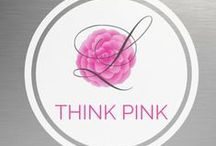 Think PINK / All things PINK! / by L Knits