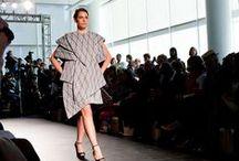 Nolcha New York Fashion Week F/W 2012 / Feminity Under Question… Reflections on the women's body