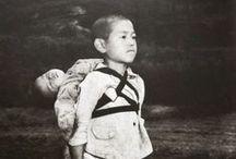 {W}WW Ⅱ & onther  WAR<プロパガンダpropaganda >(Japan関連) / 残虐な写真は極力ピンしませんでした/  人の魂が平穏を求める中で起こされる悲惨な戦争/   propaganda posterなど
