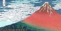 ('j')切手[日本][外国]浮世絵中心:Stamp/Japan(浮世絵・日本テーマの外国切手) / stamp(外国発行の日本題材切手含む)北斎・広重など/参考浮世絵など