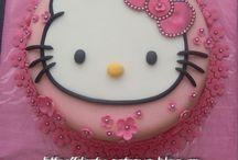 Chloe's Hello Kitty Party