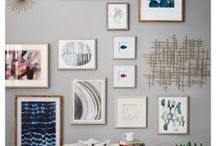 GALLERY WALLS: HOW TO STYLE / Gallery Walls   Gallery Wall Inspiration   Artwork   Photography   Frames
