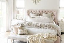 BEDROOM BLISS / Bedrooms | Master Bedroom | Guest Room | Master Retreat | Bed | Bed Frame | Bedroom Style | Bedroom Inspiration