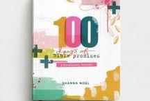 100 days of bible promises / My journey through God's promises