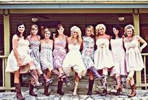 Country Weddings / A collection of our favorite country wedding ideas. / by TumbleRoot
