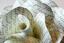 Do It Yourself ! / J'adore créer : les papiers, les tissus, les perles, les tampons ... tout est bon pour une petite création
