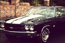 Muscle cars & hot rods