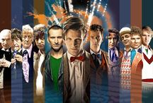 Doctor Who!!!! (BAD WOLF) / All things Doctor Who and Torchwood related!!! / by William Henson