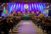 Stanbridge College Commencement Exercises / Stanbridge College Commencement Exercises awarding diplomas and degrees to over 260 Vocational Nurse, Occupational Therapy Assistant (OTA), Hemodialysis Technician, Bachelor of Science in Nursing, and Information Technology graduates.