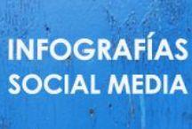 INFOGRAFÍAS / Infografías sobre Social Media Marketing / by Enredoos
