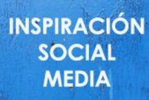 INSPIRACIÓN / tablero inspiración para recursos en redes sociales