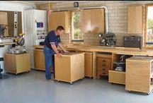 Shop - Organization/Storage / Storage and organization ideas for my garage/sop