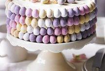 ¡Qué pasteles! / Fotos, recetas y más de hermosos pasteles. Sabemos que Huevo San Juan, es el mejor ingrediente.
