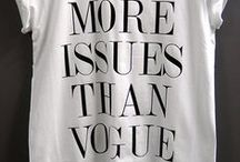 SLOGAN | PRINTS / Got something to say? We love a slogan tee at DTD. #downloadt-shirtdesigns