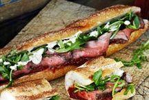 Sandwiches & toast