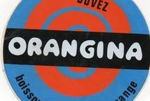 Orangina / Posters and others.... / by H.-J. BERGMANN