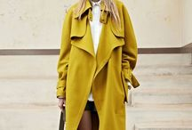 coats / Inspiration - Long coats - Winter 2014/15