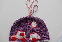 Čepice, čepky a čepičky  -    háčkované,  pletené ,  umleté na mlýnku / čepice, čepky a čepice