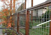Home - Outside - Fence
