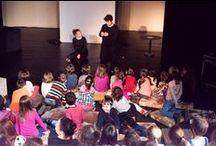 TIC PITIC - ZILELE SMALL SIZE 2014 / Un eveniment cu povești senzoriale și personaje pline de culoare dedicat micuților cu vârsta cuprinsă între 1 și 6 ani.
