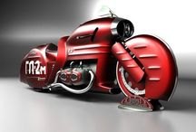 Motorcycles / Motorcycles (Future & Vintage Style)