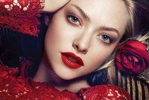 Red lips / by Saori Ohki