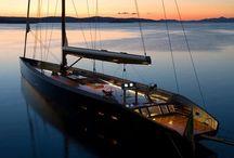 Yachts and Sailing Yachts / Yachts and Sailing Yachts