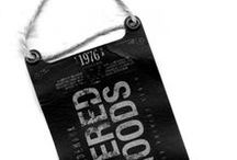 T-SHIRT HANG TAG / Creative Hang Tag and Labelling Ideas to make your T-Shirt brand stand out! #downloadt-shirtdesigns