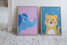Poster / schöne Poster fürs Kinderzimmer