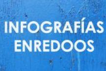 INFOGRAFÍAS ENREDOOS / En este tablero encontrarás todas las infografías realizadas por Enredoos