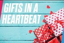 Gifts In A Heartbeat / A world of nifty gifties and great dates for you to explore and #paypalit for in time for February 14th. / by PayPal