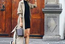 Street Style // Casual & everyday style / Minimalist style inspired by Parisian street style. http://www.stripesnvibes.com/