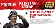 "(FREE) How to - Panzer crew / Panzer Crew figure ""HOWTO"" for free! - www.ak-interactive.com"