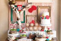 PARTY IDEAS - General / by Twin Dragonfly Designs