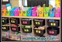 Classroom Organization  / by Melissa Alonzo-Dillard