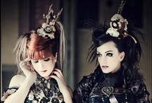Gothic, Victorian, Steam & Punk