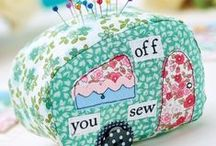 SEWING - Project Ideas / by Twin Dragonfly Designs