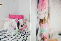 Glam Girl Rooms / Girly Girl Rooms