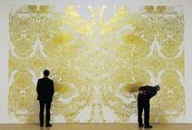 Gold Glam / A Splash of Gold Elegance